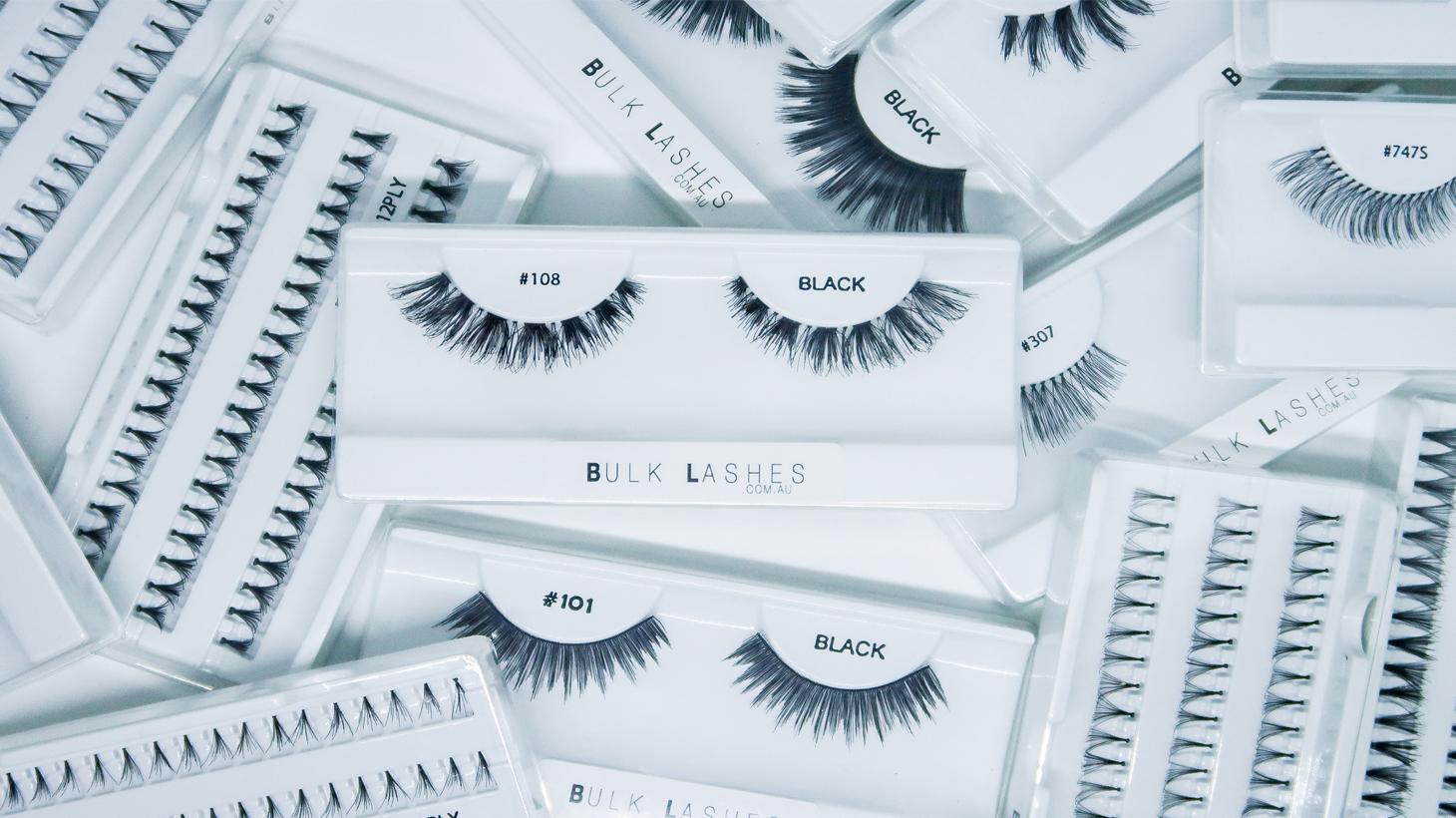 bulk lashes